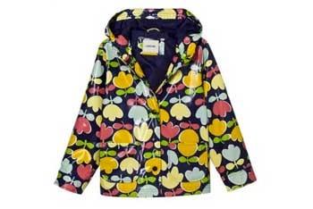 Tulip rain coat, $19.99, at Target.com