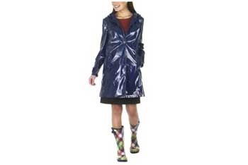 Merona rain jacket with hood, $34.99, at Target