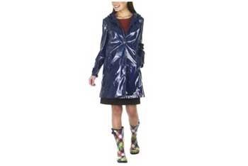 Merona rain jacket with hood, $34.99, at Target