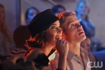 90210: Season 4, Episode 11 :: Project Runway