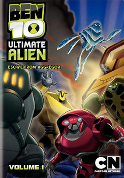 Ben 10 Ultimate Alien Volume 1: Escape from Aggregor