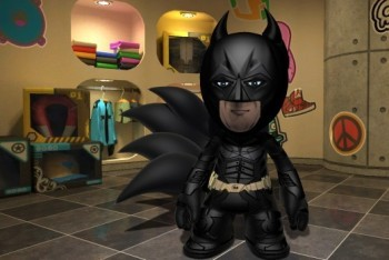 Mod Nation Racer screenshot custom character batman