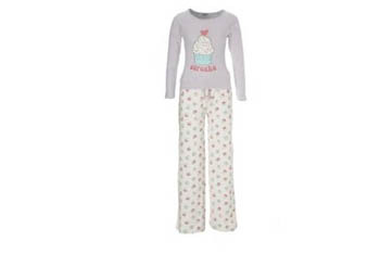 Cupcake pajamas, $12, at NewLook.com