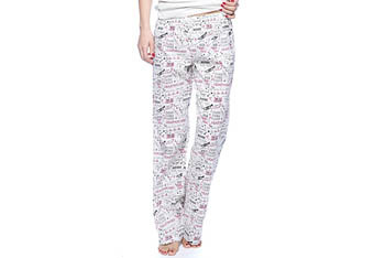 Boogie down PJ Pants, $10.80, at Forever21.com