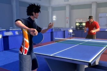 Sports Champions screeshot table tennis