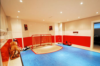 Hockey Room