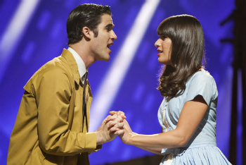 Glee: Season 3, Episode 5 :: The First Time