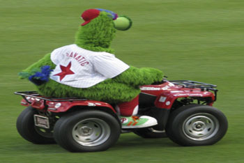 ATV is the Phanatic's Car