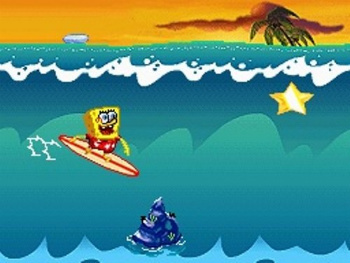 SpongeBob's Surf