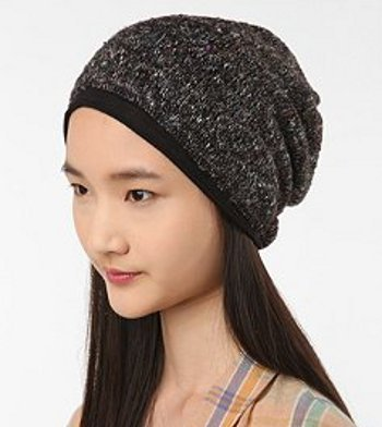 Slouchy Beanie, $29 at Urban Outfitters