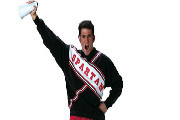 Dear Dish-It: I Want to Be a Guy Cheerleader