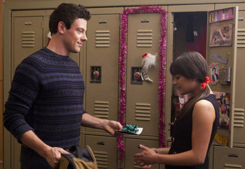 Glee: Season 3, Episode 9 :: Extraordinary Merry Christmas