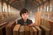 Blue-eyed Brit Asa Butterfield stars in the enchanting story of an orphan living in a train station this Christmas, find out more in his Kidzworld Bio!