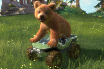 Kinectimals Now With Bears screenshot