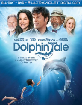 Dolphin Tale on Blu-Ray   DVD