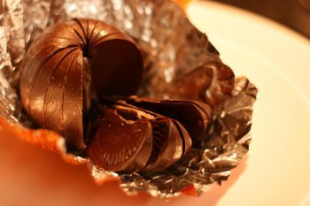 A Terry's Chocolate Orange is the perfect Stocking Stuffer treat