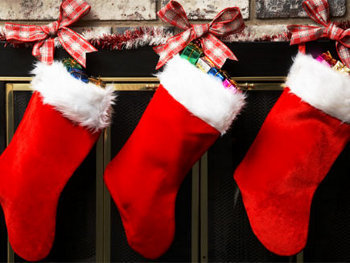 What's inside your stocking this year? Some of these Top 10 items we hope!
