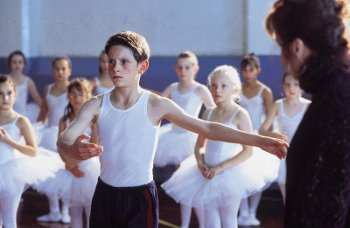 Jamie first broke on to the acting scene with his performance in Billy Elliot, a feel good movie about a boy who can dance