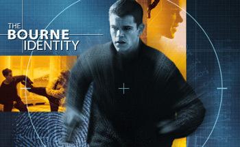 Matt starred as Jason Bourne is the spy thriller blockbuster series The Bourne Identity