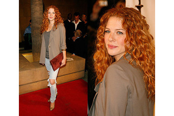 Rachelle Lefevre from Twilight