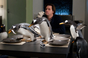 Mr. Popper's Penguins on DVD