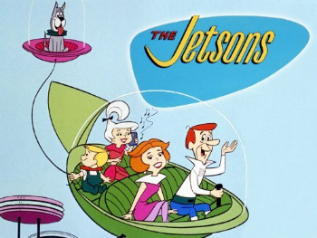 The Jetsons: Season 2, Volume 2 on DVD