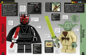 LEGO® Star Wars® Character Encyclopedia and The LEGO® Ideas Book