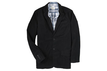Men's Twill Blazer, Old Navy, $49.50
