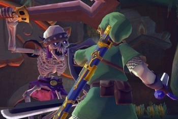 The Legend of Zelda: Skyward Sword screenshot stalfo