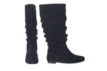 Penny Loves Kenny suede boots, $55, at Delias.com