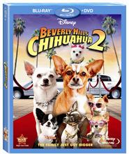Beverly Hills Chihuahua 2 Blu-Ray + DVD