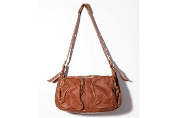Deena and Ozzy multi-pocket satchel, $29.99, at Urban Outfitters
