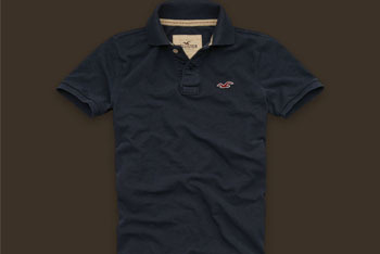 Hollister, Carlsbad Polo, $29.50