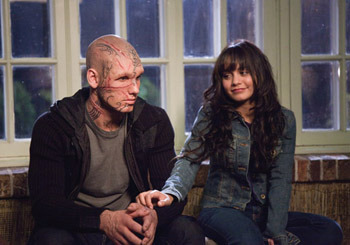 Vanessa Hudgens and Alex Pettyfer in Beastly