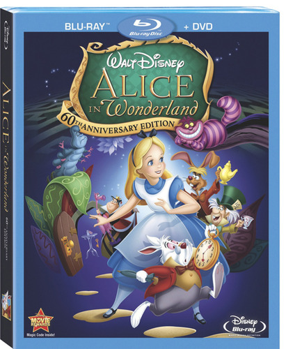 Alice in Wonderland: 60th Anniversary Edition