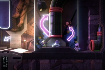 Little Big Planet 2 screenshot level