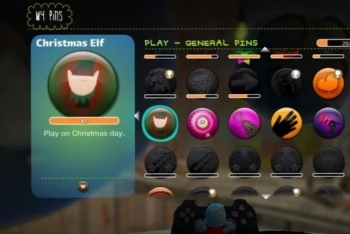 Little Big Planet 2 screenshot pins