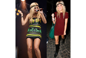We love Pixie's personal style!