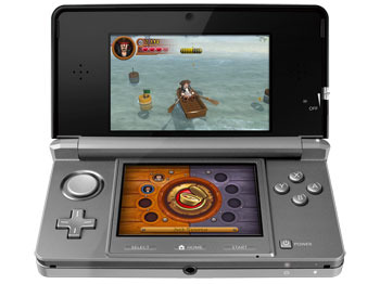 LEGOPirates 3DS Console