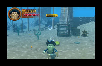 LEGO Pirates Of The Caribbean Screen Shot