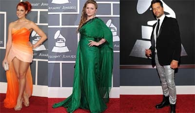 Bonnie McKee, Crystal Bowersox, Ricky Martin