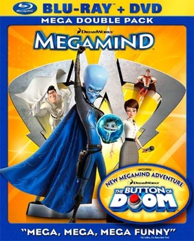 Megamind Mega Double Pack