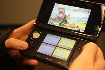 Street Fighter 4 on 3DS