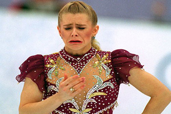 Tonya Harding tried to club American Teammate