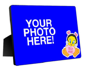 Tweety Valentine's Day Custom Photo Panel