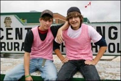 Pink Shirt Day 2011
