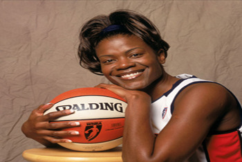 Sheryl Swoopes does not like lawyers