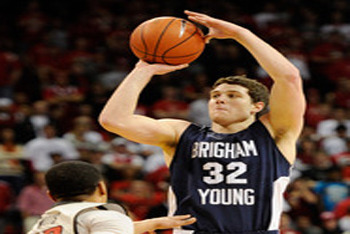 Jimmer Fredette long range shooter