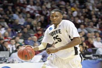 JaJuan Johnson is Purdue's star