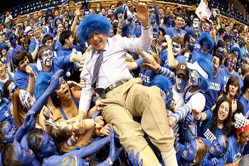 Dick Vitale does all Duke Games
